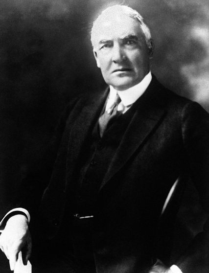 DNA Shows Warren Harding Wasn't America's First Black President - The New York Times