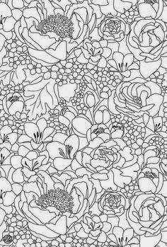 Moeilijke Kleurplaten Voor Volwassenen Bloemen.Moeilijke Kleurplaten Voor Volwassenen Kerst 2018