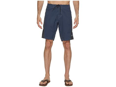 3ebfb092ca1 KUHL Mutinytm Short (Pirate Blue) Men's Swimwear. Whoever created some of  the ill-fitting poorly designed boardshorts you've had to suffer with in  the past ...
