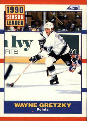 1990 91 Score Kings Hockey Card 353 Wayne Gretzky Ll Ebay In 2020 Kings Hockey Hockey Cards Wayne Gretzky