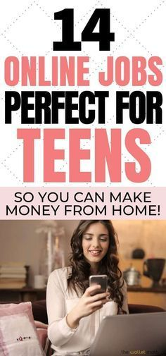 14+ Best Legit Online Jobs For Teens