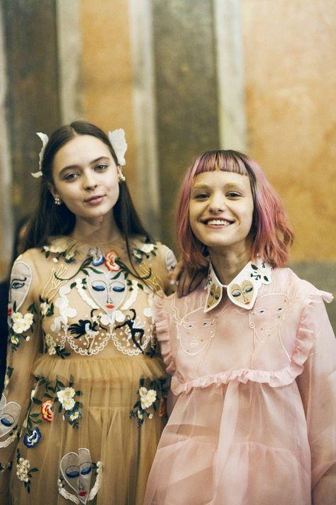 awesome Milan Fashion Week: Vivetta AW16 by http://www.redfashiontrends.us/milan-fashion-weeks/milan-fashion-week-vivetta-aw16/