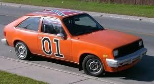 Chevy Chevette Google Search Chevrolet General Lee Chevy