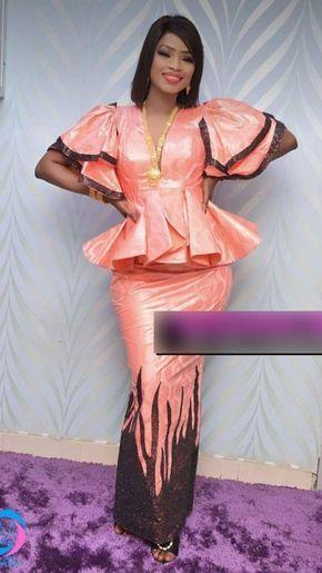 (30 Photos)  Mode tabaski 2018 Mbathio Ndiaye met la barre très haute.  Visiter. mai 2019