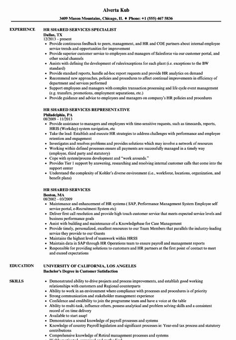 27 Hr Assistant Job Description Resume In 2020 Human Resources Resume Project Manager Resume Job Resume Examples