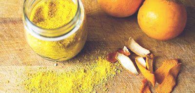 مدونة آرت فوائد قشر البرتقال للبشرة تجربتي Dark Underarms Dried Orange Peel Orange Skin