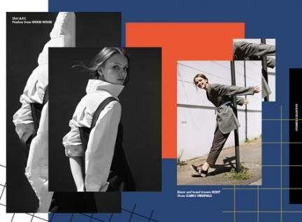 28+ New ideas for fashion design portfolio cover page posts