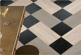 New Flooring Materials biobased tile today biostride is made from corn; we continue to