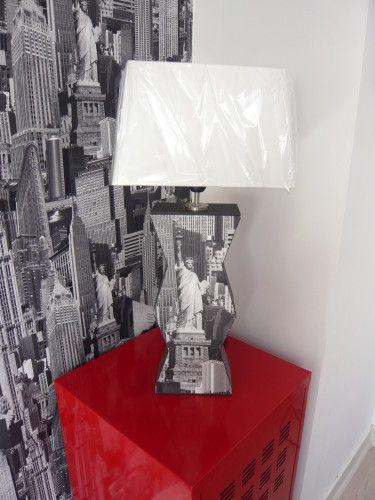 Lampe En Carton New York Lampe En Carton Mobilier De Salon Et