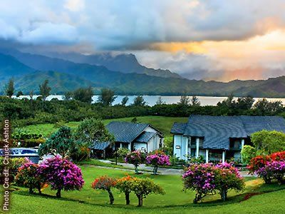 Hanalei Bay Resort Princeville Kauai Weddings Hawaii Wedding Venues 96722