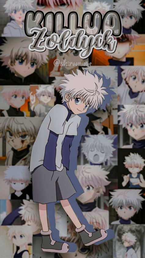 Killua zoldyck wallpaper