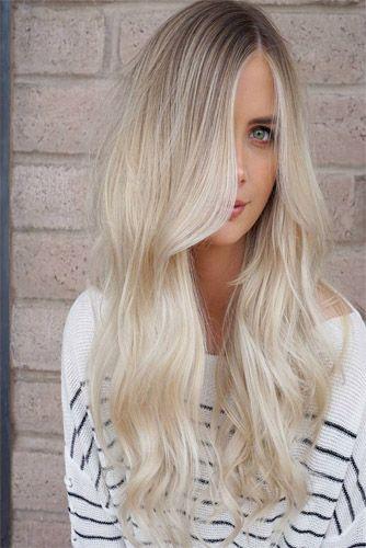 Dreamy Creamy Blonde Hair Dye Natural Hair Colors