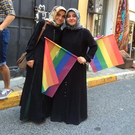Muslim Lesbian Dating Site - What Happens When You Try