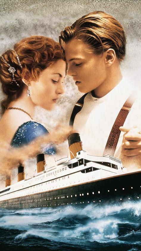 Titanic (1997) Phone Wallpaper   Moviemania