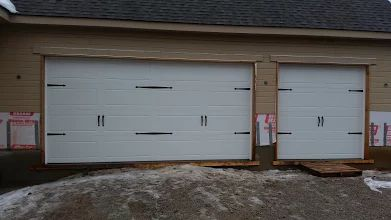 Pin By Sherry Short On Painting Project Gel Stained Garage Doors House Styles Painting Projects Front Door