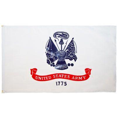 U S Army Flag 3ft X 5ft Polyester Single Piece Imported Army Flag Military Flag Flag