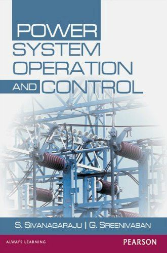 Power System Operation and Control PDF Book | ELECTRICAL