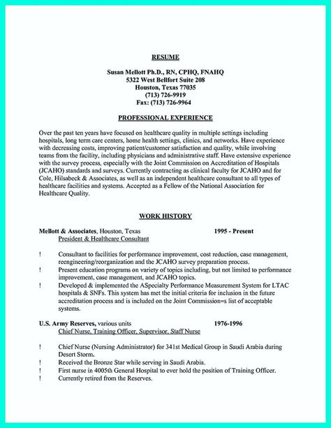 cool The Most Excellent Business Management Resume Ever, resume - resume consultant