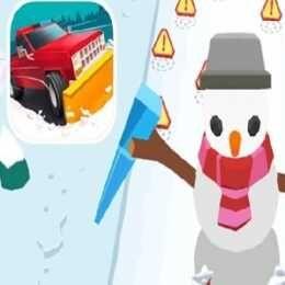 لعبة حفارة الثلج Snow Excavator Arcade Family Guy Character