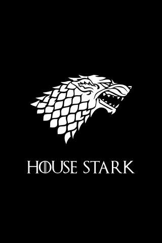 House Stark Is A Game Of Thrones Kingdom Where Sansa Stark And Jon Snow Lord Faith Of The Seven Re House Stark Game Of Thrones Kingdoms Game Of Thrones Poster
