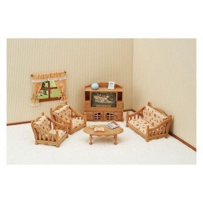Calico Critters Comfy Living Room Set Living Room Sets Room Living Room