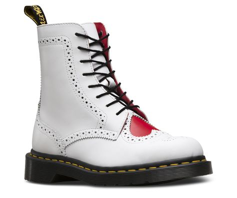The original 8 eye Dr. Martens 1460 boot is synonymous with