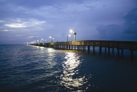 Fishing piers in the beautiful state of texas on for La porte tx city hall