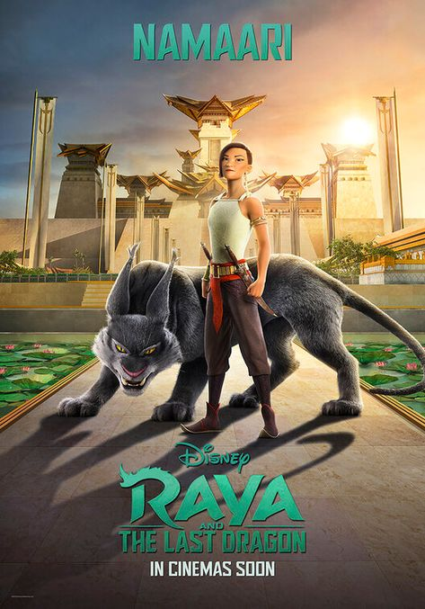 Raya and the Last Dragon Movie Poster (#20 of 22)