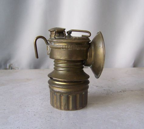 Antique Carbide Miners Lamp Rare Shanklin Mfg Co Guy 39 S Dropper 1916 Antiques Lighting And Ceiling Fans Lamp