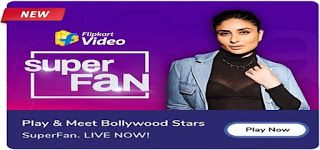 Flipkart Super Fan Game Answers Win Assured Gift Voucher And Meet Bollywood Stars Free Stuff Contests Deals Gi Bollywood Stars Online Contest Stars Play