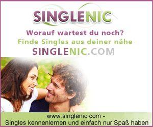 Die angesagte Flirtbörse singlenic.com gilt zu Recht als Deutschlands geilste Flirtcommunity! Hier bekommt jeder Single schnell Kontakt mit Gleichgesinnten, die das Leben mit Flirten, Liebe und Sex in vollen Zügen genießen möchte. Ob Du einen aufregenden Mann oder eine heiße Frau suchst, ob Du auf rassige Dunkelhaarige oder verführerische Blondinen stehst, ob Dir coole Machos oder eher sensible Träumer gefallen