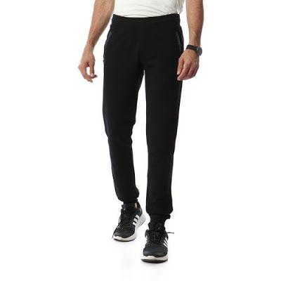 دانيال هيشتر بنطلون رياضي بسح اب وجيب بسحاب اللون أسود مواصفات المنتج Daniel Hechter ليس Pocket Sweatpants Sweatpants Pantsuit