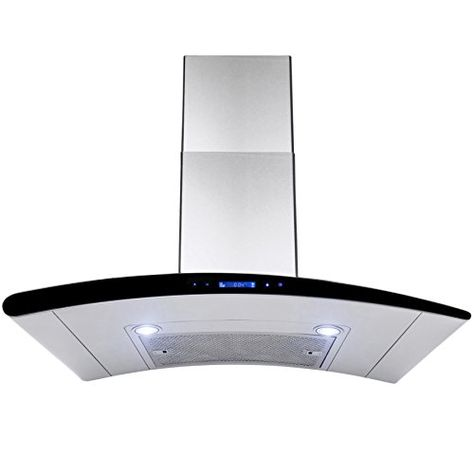 Akdy New 36 European Style Wall Mount Stainless Steel Range Hood Vent Touch Control Stainless Steel Range Hood Stainless Steel Range Range Hood