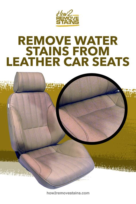 Pin Pa Remove Stains From Car