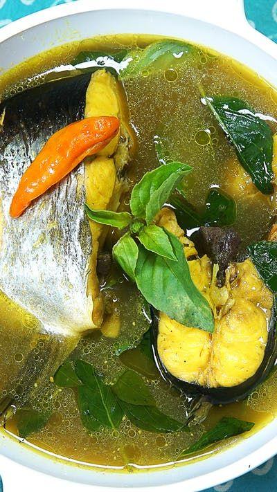 Masak Ikan Pindang : masak, pindang, Pindang, Resep, Makanan,, Masakan, Simpel