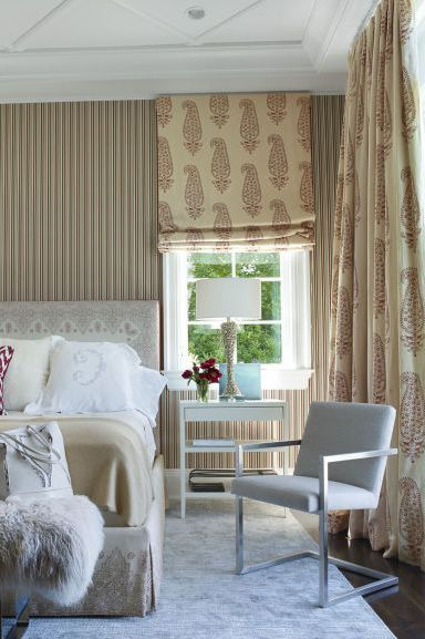 17 Window Treatment Ideas For Every Room In Your Home With Images Cool Curtains Home Decor Elle Decor