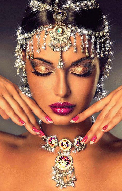 Radha Krishna Challenge ~ Pro Blingee Challenge ~ 4 ORIENTAL