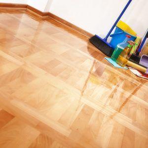 Disinfect Hardwood Floors Naturally
