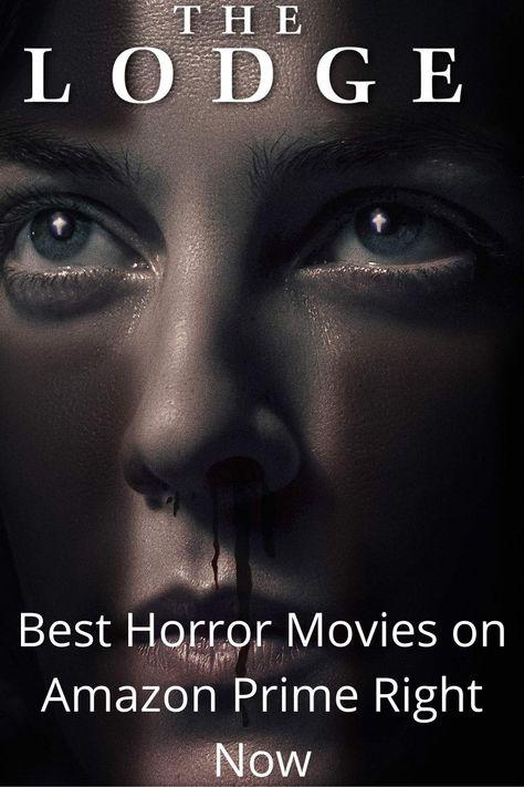 Best Horror Movies on Amazon Prime Videos