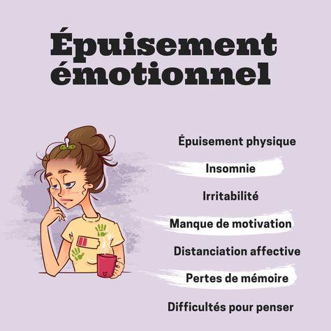 Voici les symptômes du burn-out. Découvrez des astuces pour alléger votre charge mentale et éviter le burn-out... #burnout #stress