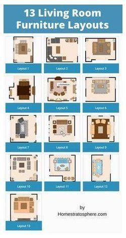 13 Living Room Furniture Layout Examples Floor Plan Illustrations 12x16 Living Ro In 2020 Living Room Furniture Layout Furniture Layout Classic Living Room Design