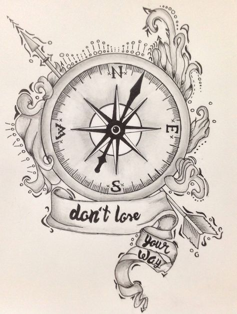 Compass & Ink- Compass & Ink  Compass & Ink  -#CompassTattooIdeascreative #CompassTattooIdeasdrawing #CompassTattooIdeasgeometric #CompassTattooIdeasribs #CompassTattooIdeassleeve