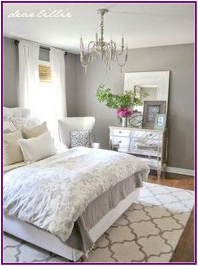 27 Exquisitely Admirable Modern French Bedroom Ideas To Steal 00024 Small Room Bedroom Master Bedrooms Decor Stylish Bedroom
