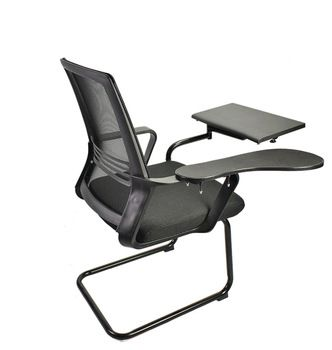 Full Motion Multifunctional Bow Chair Clamping Keyboard Mouse Pad Support Laptop Desk Holder Tablet Pc Stand Recliner Chair Chair Computer Table