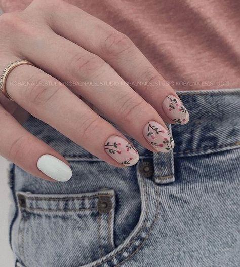 #nails #nailart #naildesigns #vsco #cute