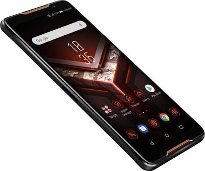 Asus Rog Phone With 3d Vapor Chamber Cooling Phone Asus Asus Rog