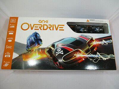 Anki Overdrive Starter Kit W Rails Fast Furious Edition Track 2 Cars Android Anki Super Cars Cool Toys For Girls Ride On Toys
