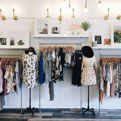 boutiqueshop | Design d\'intérieur boutique, Magasin design d ...