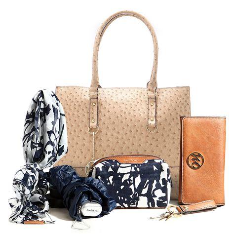 Emilie M Handbags giveaway! gorgeous!