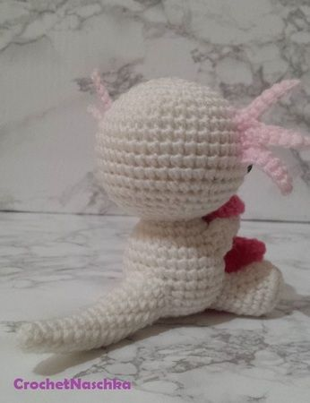 Tweety Kuscheldecke.Hakelanleitung Axolotl Mit Kuscheldecke Hakeln Anleitung